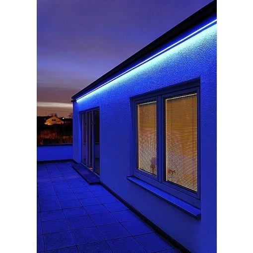 RGB LED STRIP 24V, 150 SMD 5050 LEDs IP44 5m