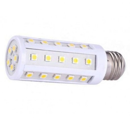 E27 LED lamp 7W 230V (replaces 50W bulb)