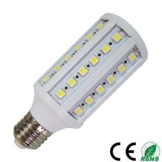 E27 LED lamp 12W 230V (replaces 60-75W light bulb)