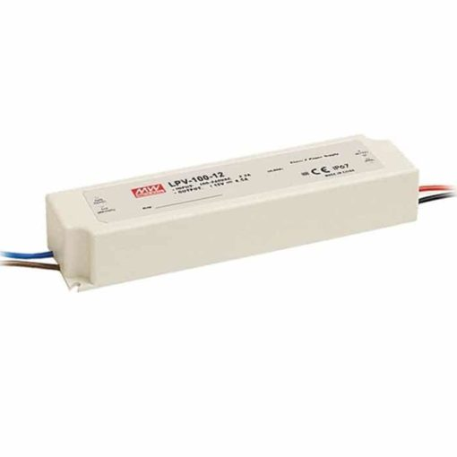 LED voeding - 12V 100W - Meanwell 1