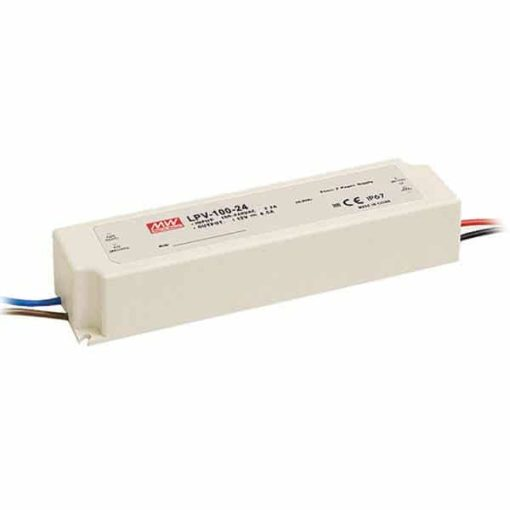 LED voeding - 24V 100W - Meanwell 1