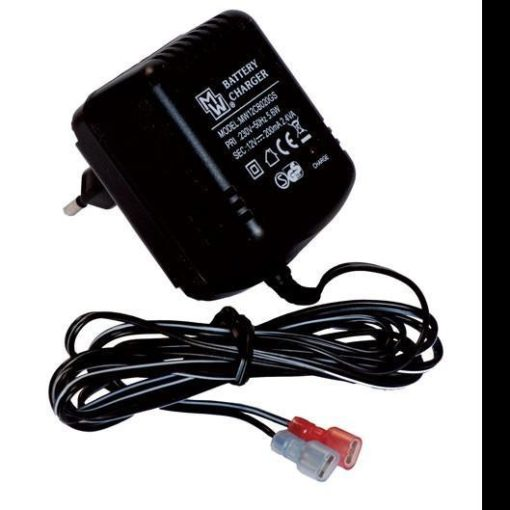 Lead battery charger 12V 200mA