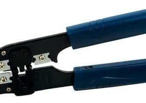 Low cost RJ krimptang voor RJ11 en RJ12