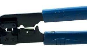 Low cost RJ krimptang voor RJ45 -connectoren