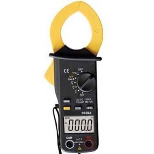 Pince multimètre numérique AC / DC jusqu'à 1000A