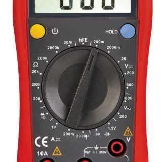 Digital multimeter - compact