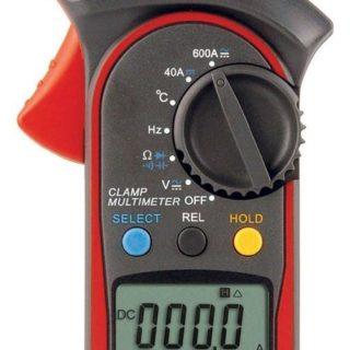 Pince ampèremètre numérique - gamme automatique