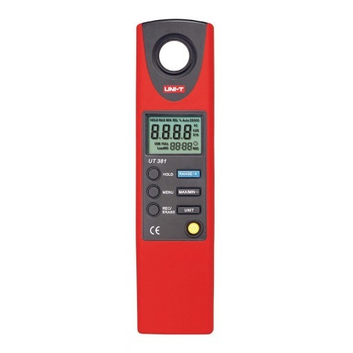 Digital Lux Meter autorange