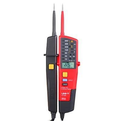 Voltage en Continuiteitstester 12 690V AC-DC spanning