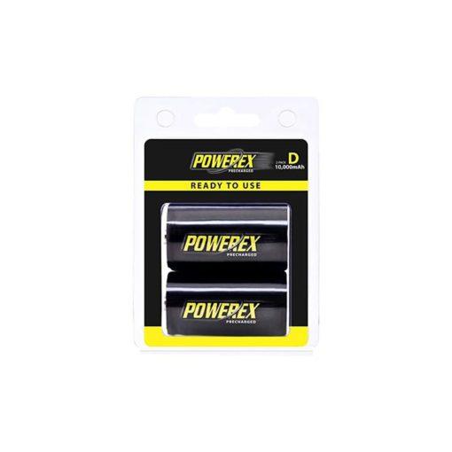 herlaadbare D batterij