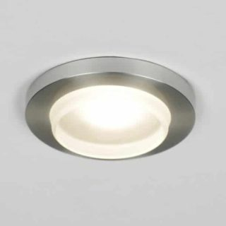 Spot LED encastré rond