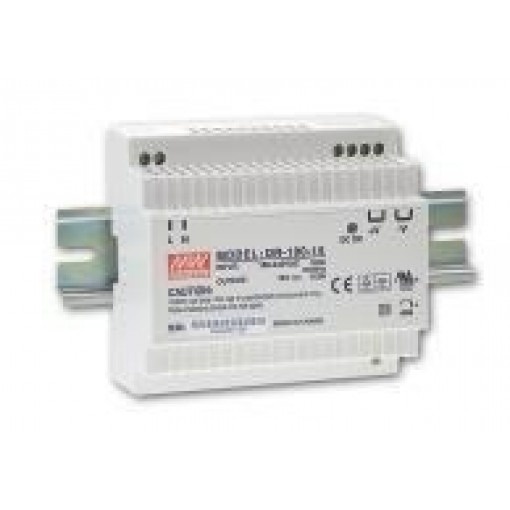DIN RAIL power supply 100W - 24v - MEANWELL