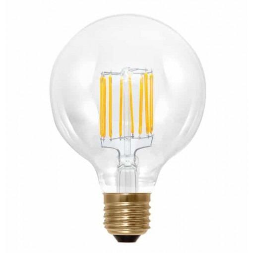 E27 LED bulb 95mm Edison dimmable