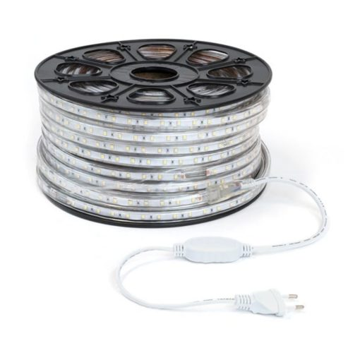 LED strip 230V 50m koud-wit 5050 2