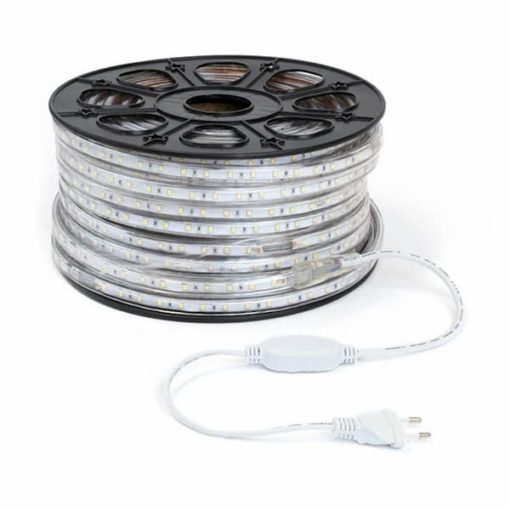 led strip 5050 220v warm white 50m