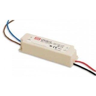 Alimentation LED IP67 - Meanwell - 12V 20W
