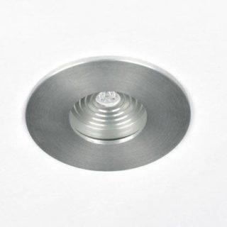 Waterdichte aluminium LED inbouwspot 3W