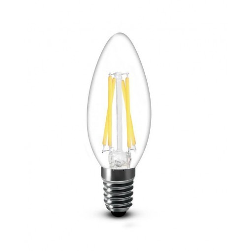 E14 LED candle 4W-40W 2700k warm white dimmable