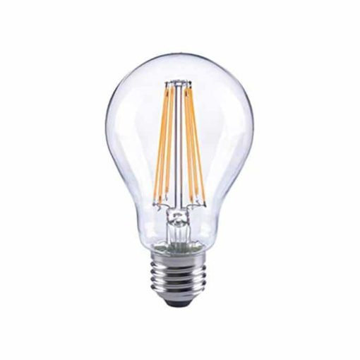 E27 filament LED lamp 8W dimmable high lumen 1055lm 1