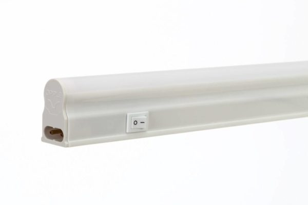 LED T5 montagebalk Ecomax 300mm 4,5W warm-wit