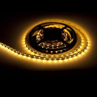 LED strip 24v 5m 600SMD 3528 Warm white