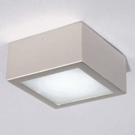 Plafonnier LED carré 5W | 545lm | Blanc froid 4000k 1