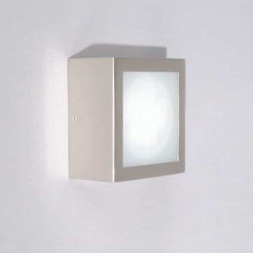 LED ceiling lamp square 5W | 545lm | Cold white 4000k 2