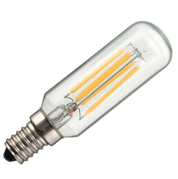 E14 LED buislamp filament 4W (vervangt 30w) dimbaar