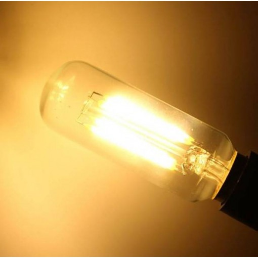 E14 LED filament lampe à incandescence 4W (remplace 30w) dimmable