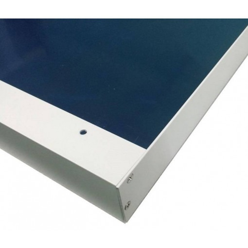 LED panel 60x60 surface mounted aluminum surface mounted frame