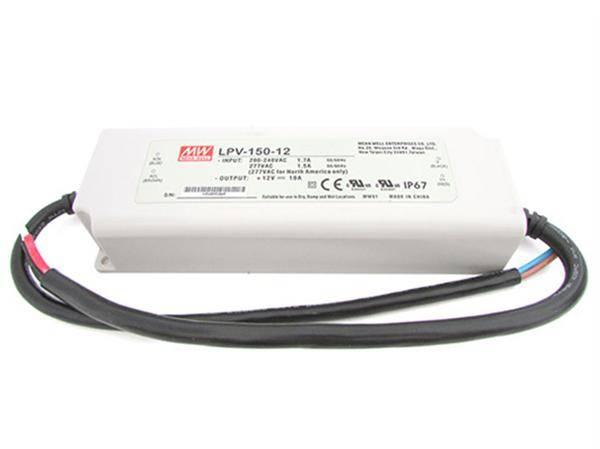 Alimentation LED Meanwell 12v 150w IP67