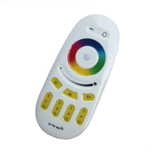 RGB Touch RF 4-zone controller + afstandsbediening