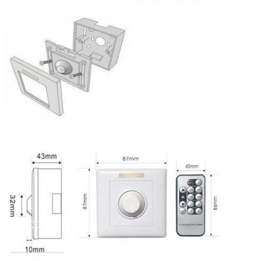 1-10v dimmer for led panel