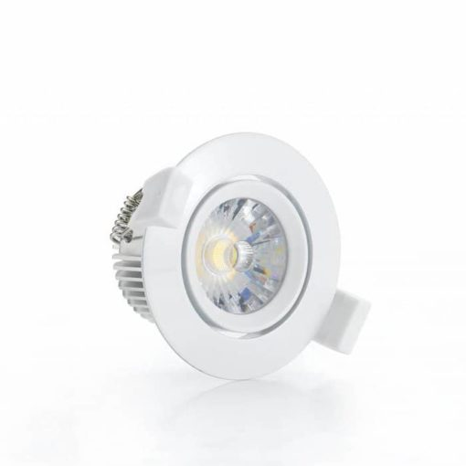 LED recessed spot 6W dimmable Warm white 1