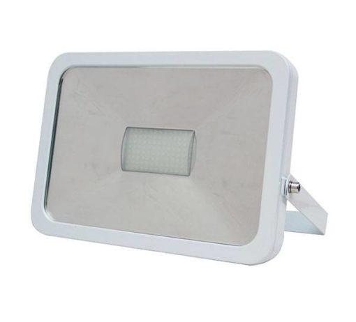 Projecteur LED 50W blanc froid avec capteur d'ondes