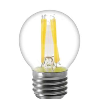 E27 LED filament bollamp 4W - 40W