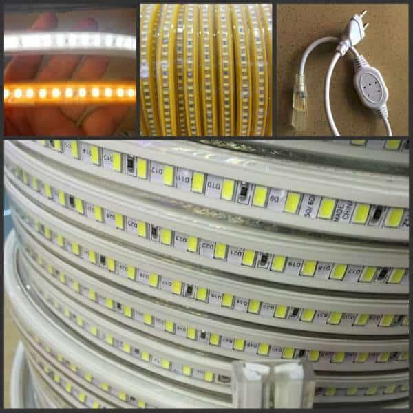 LED strips 230v verkrijgbaar bij | Ledshoponline.be