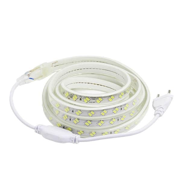 Hoe een LED strip 230V aansluiten? 1