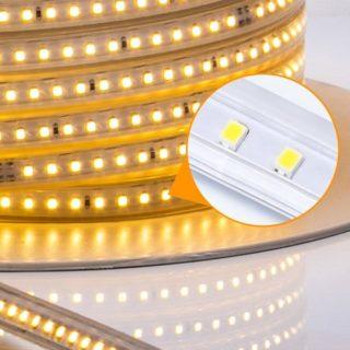 LED strips on 220v 7