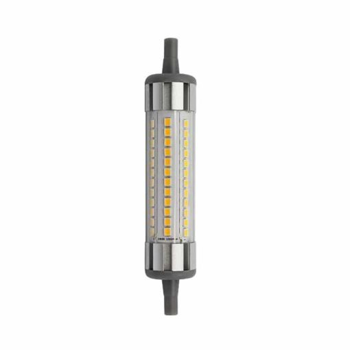 LED R7S 10w 118mm blanc chaud 360 ° | 1305Lm | Dimmable 2