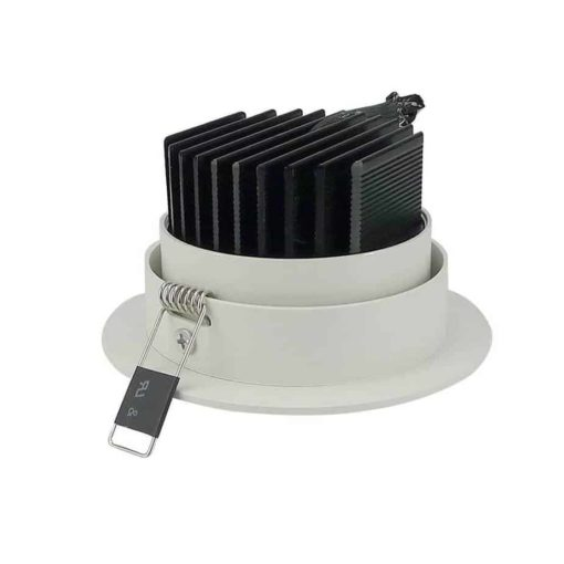 LED inbouwspot - downlight 5W Warm-wit