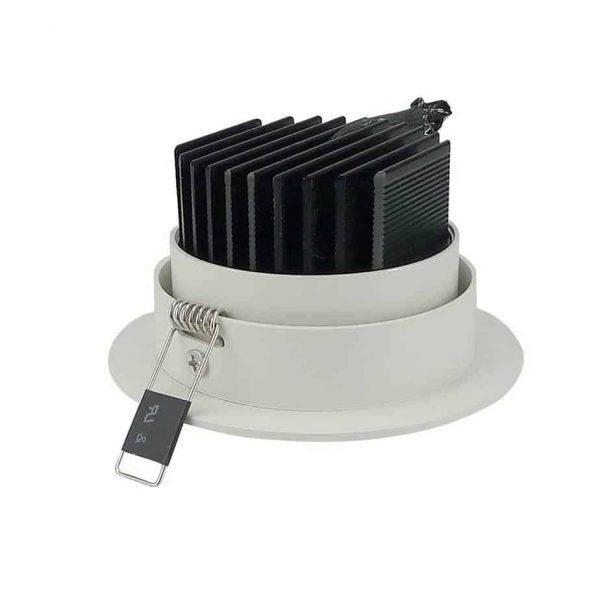 LED inbouwspot – downlight 5W Warm-wit