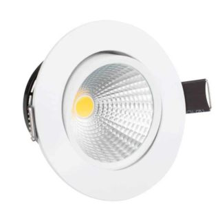 Downlight à LED - Downlight 5W blanc chaud
