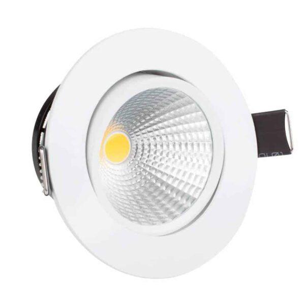 LED inbouwspot – downlight 5W Warm-wit