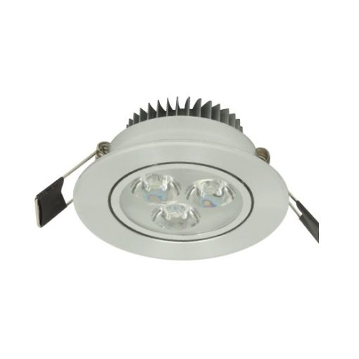 LED inbouwspot - downlight 3W Warm-wit