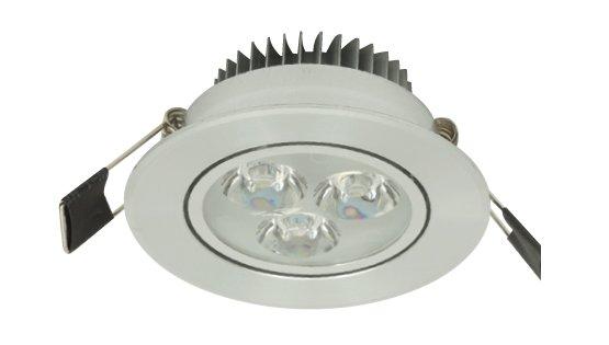 LED inbouwspot – downlight 3W Warm-wit