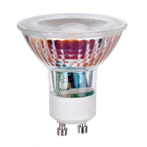 Spot LED en verre GU10 5W 2700k