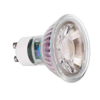GU10 7W Glass LED spot 2700k