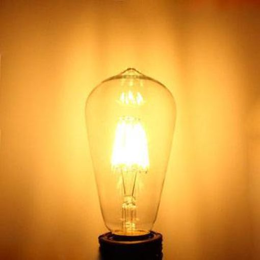 E27 LED lamp 8W-60W rustic atmosphere 2200k dimmable