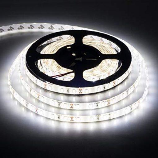 LED STRIP 12V ULTRA 300SMD - 5m - Daylight 6000k - High lumen 1